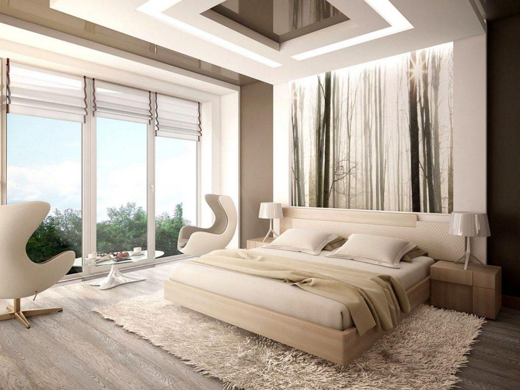 лучший дизайн спальни в современном стиле фото выбирать рекомендованные позы