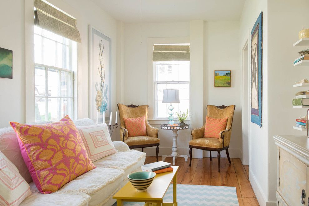 Секреты дизайна узких комнат