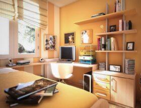 Дизайн комнаты как обустроить