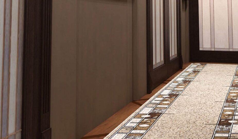 Дорожки в коридор как выбрать
