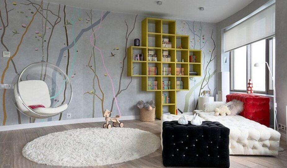 Как декорировать комнату