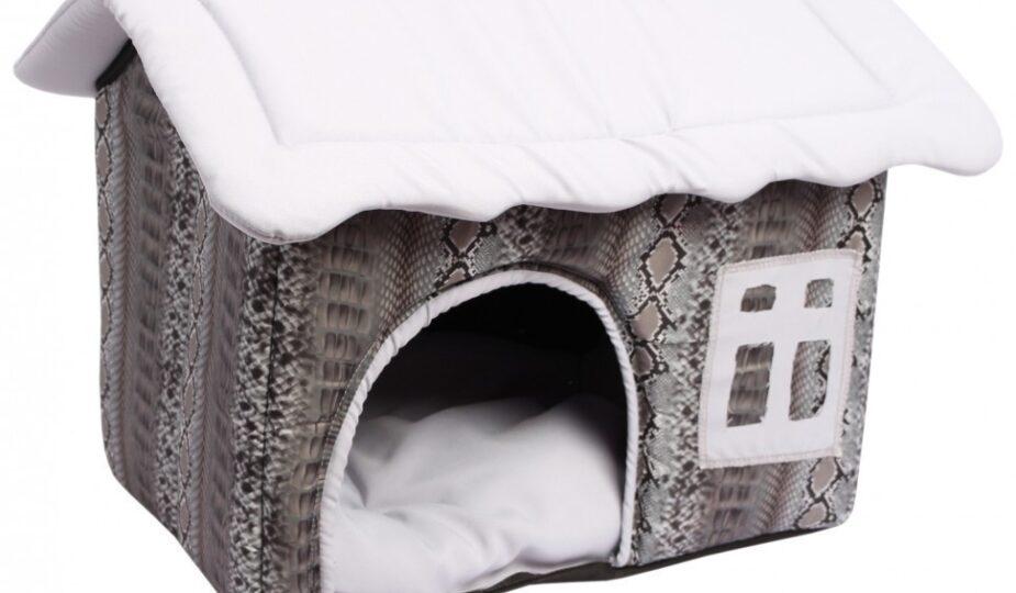 Как сделать мягкий домик для собаки