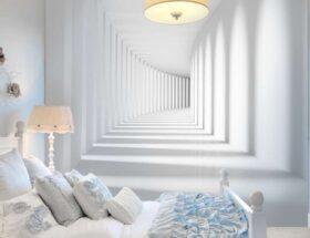 Как зрительно расширить пространство маленькой комнаты
