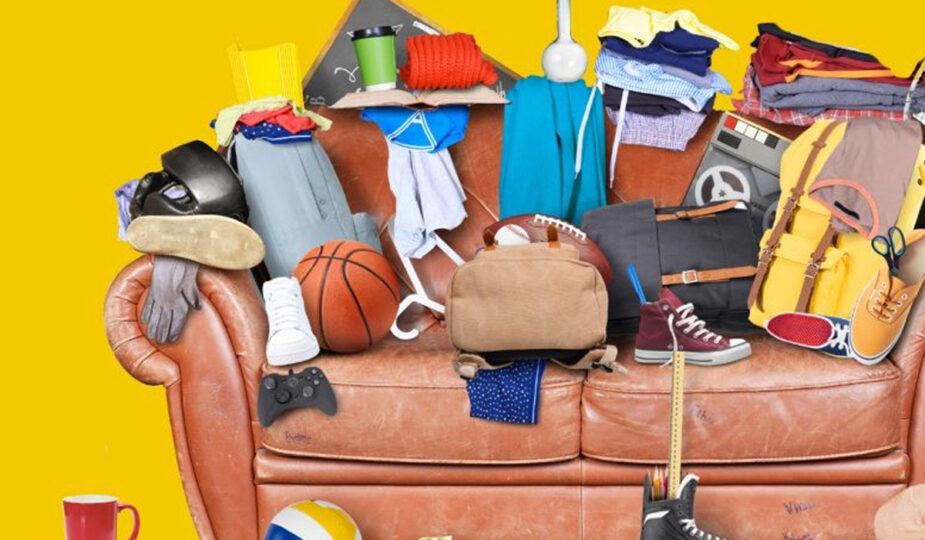 Какие вещи стоит выкинуть из гостиной