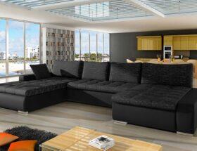 Современные диваны в гостиную