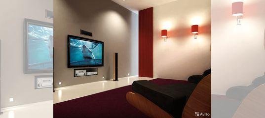Телевизор на стене как лучше разместить